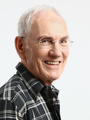 Porträt Harry Sturzenegger