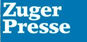 Logo Zuger Presse